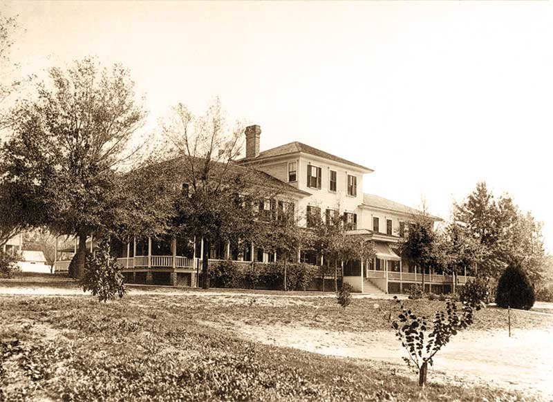 Lakeside Inn 1906